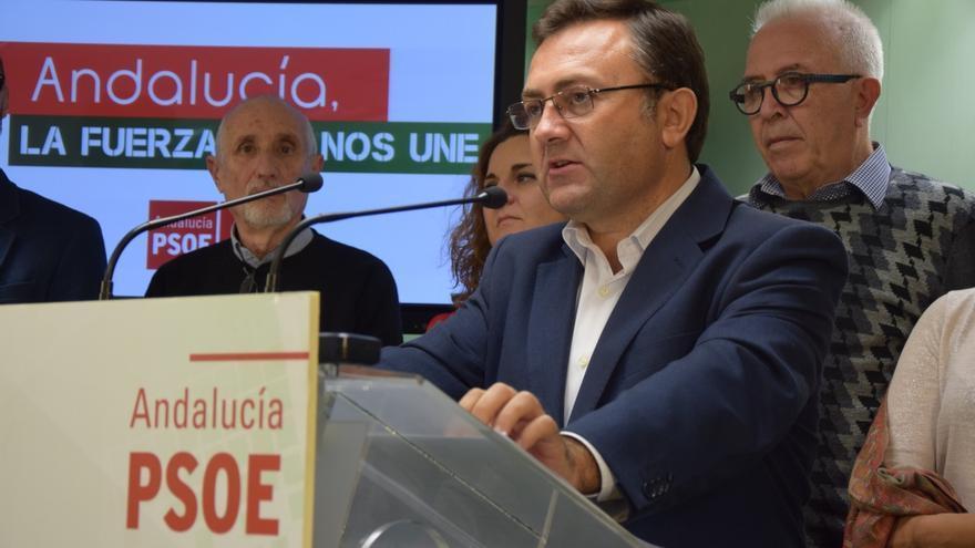 """Heredia (PSOE) afirma que se abre una nueva etapa """"donde debemos hacer política desde el consenso"""""""
