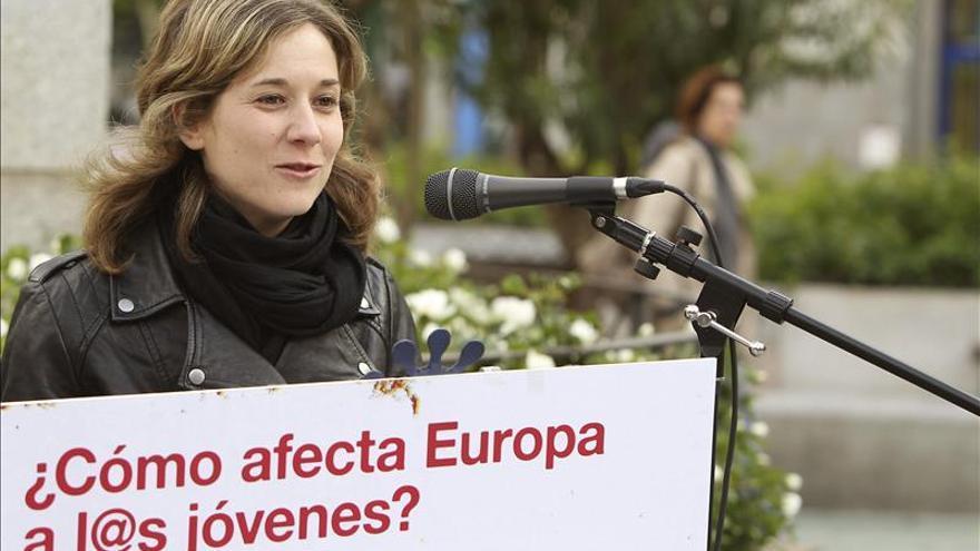 IU espera pasar de dos a nueve eurodiputados en las próximas elecciones