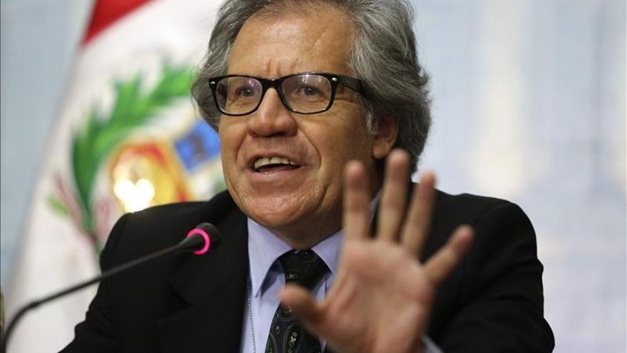 Almagro visitará la frontera de Colombia y Venezuela este sábado ante la crisis