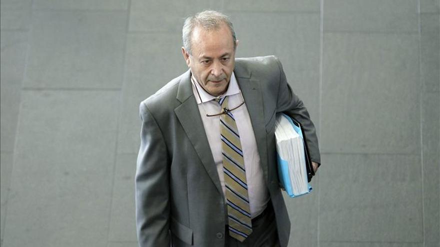 """El juez Castro inicia el último día de interrogatorios del """"caso Nóos"""" en Barcelona"""