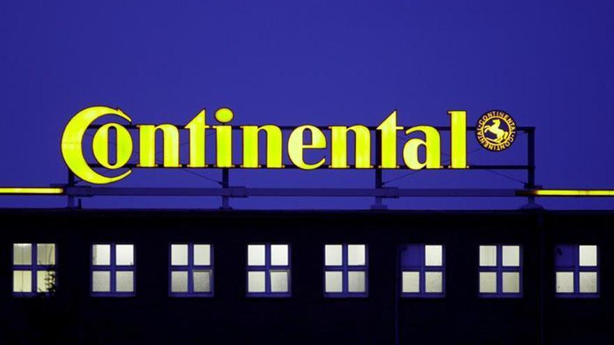 Continental sube la facturación un 11,7 % en el primer trimestre