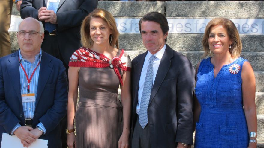 'Génova', aún sin confirmación de la asistencia de Aznar a la Convención del PP en Valladolid