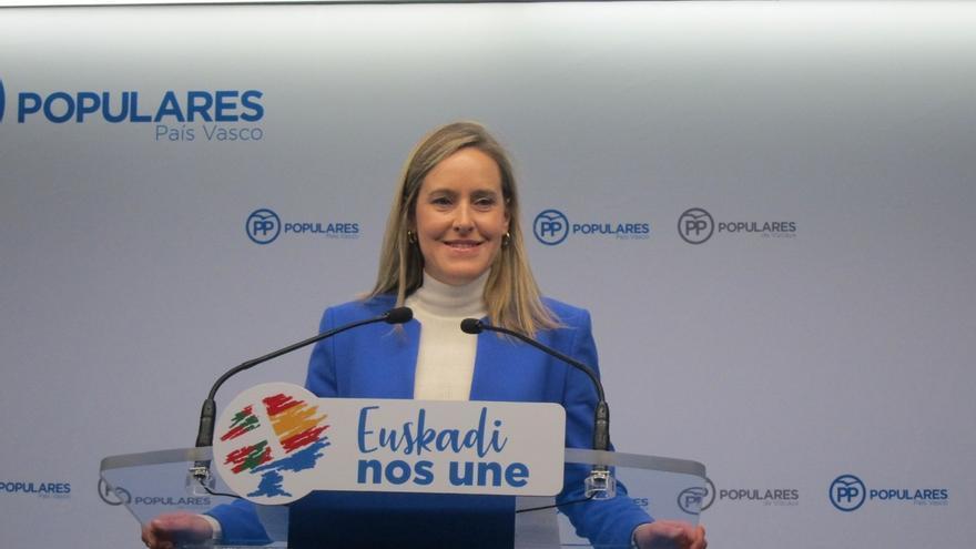 """PP vasco destaca su defensa de la Constitución como """"vehículo de concordia frente a la intolerancia e imposición"""""""
