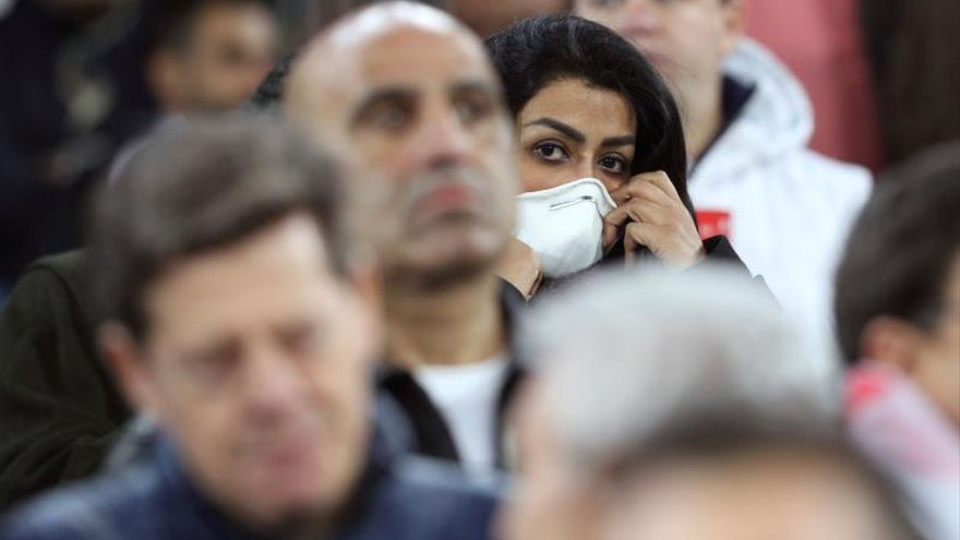 España, el segundo país europeo con más casos de coronavirus tras Italia.
