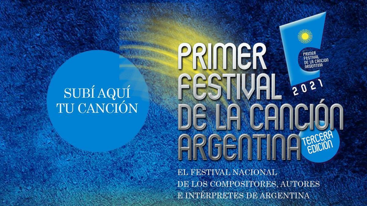 El festival de la Canción Argentina tendrá su tercera edición.