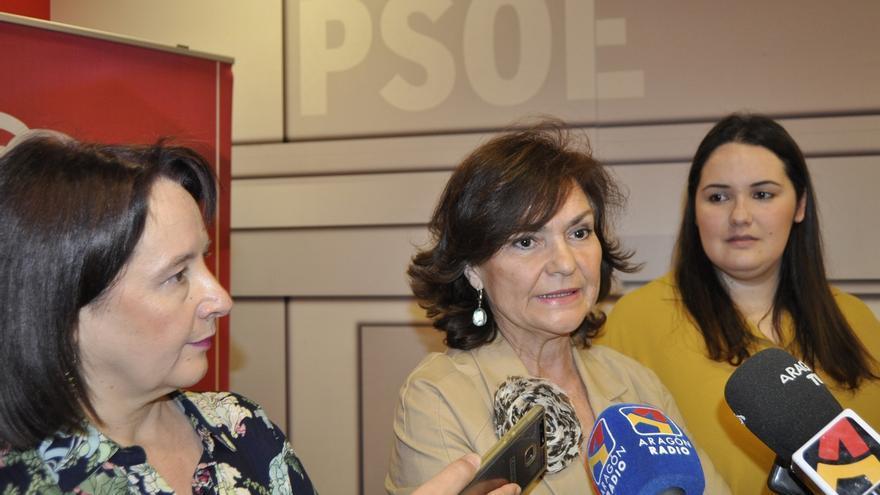 """El PSOE dice que quiere gobernar en solitario """"unos meses"""" y después convocar elecciones"""
