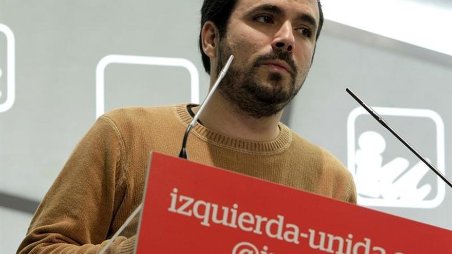 """Garzón defiende en Berlín a la izquierda como """"cortafuegos"""" de la ultraderecha"""
