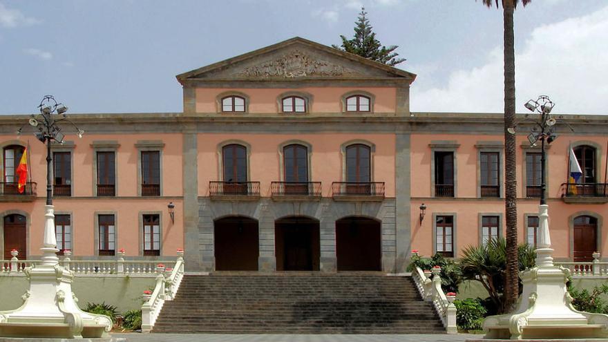 Ayuntamiento de La Orotava.