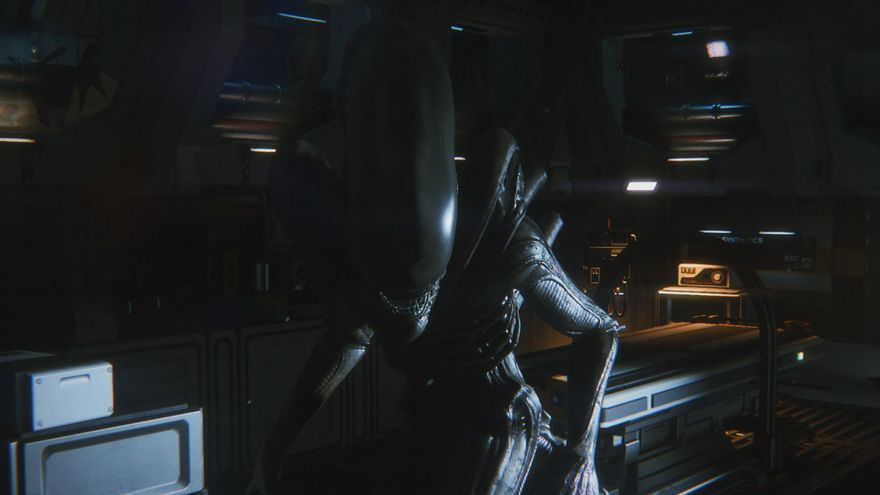 Alien Isolation Gamescom 2014