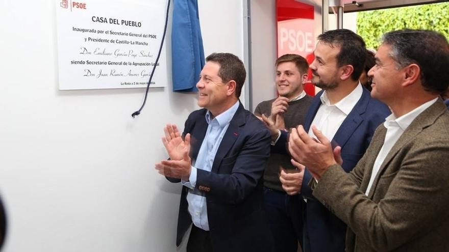 """Page defiende las agrupaciones locales del PSOE y dice que hará """"mucha campaña"""" porque """"se juegan mucho"""""""