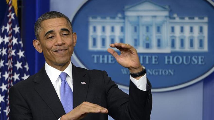 La popularidad de Obama en mínimos históricos por fiasco de la reforma sanitaria