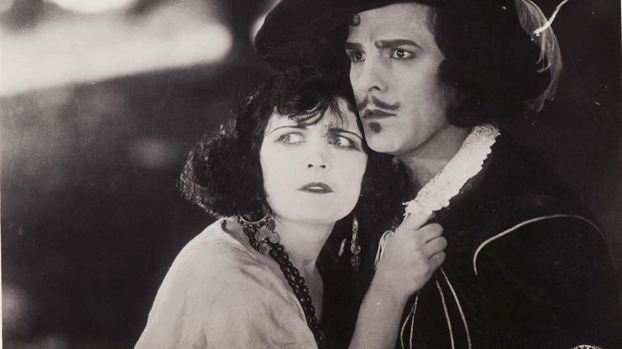 Antonio Moreno, actor español que trabajó con Griffith en los años 20 del pasado siglo