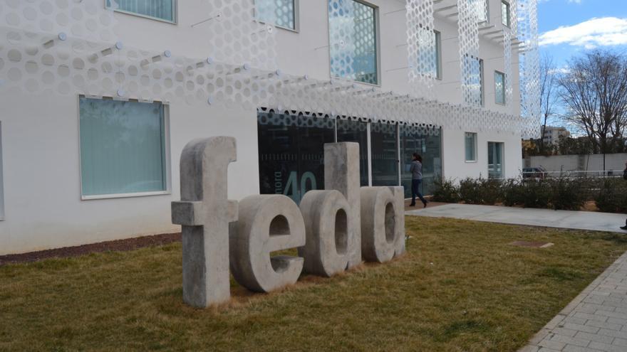 Sede de la Federación de Empresarios de Albacete (FEDA) / Foto: Javier Robla