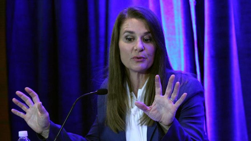 Melinda Gates y el fundador de Alibaba liderarán un grupo ONU sobre el mundo digital