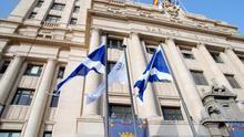 Cs suspende cautelarmente de militancia a sus consejeros en el Cabildo de Tenerife