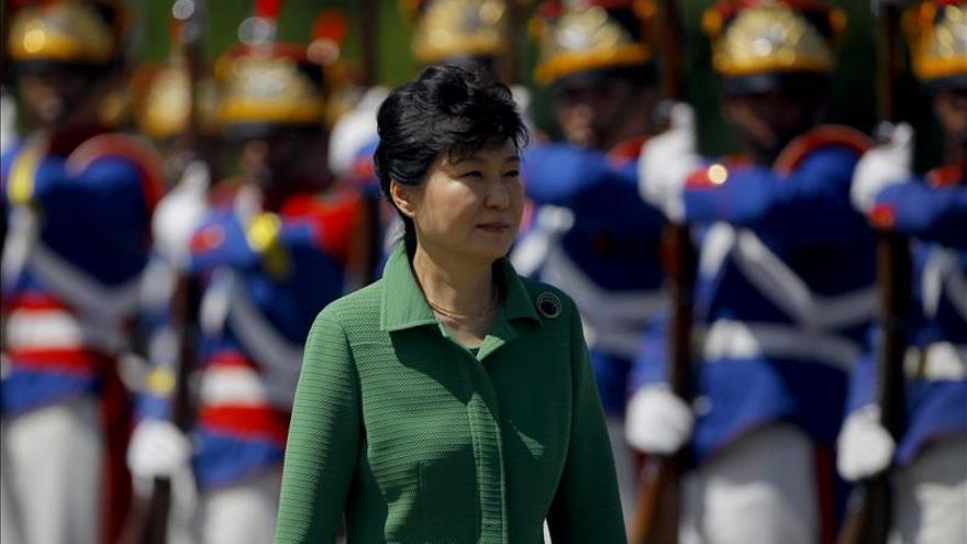 Rousseff invita a Park a dinamizar el comercio entre Brasil y Corea del Sur