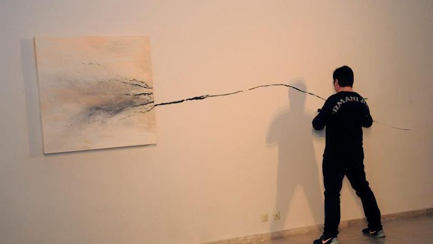 El universo desconocido de Alberto Reguera en una exposición en Londres