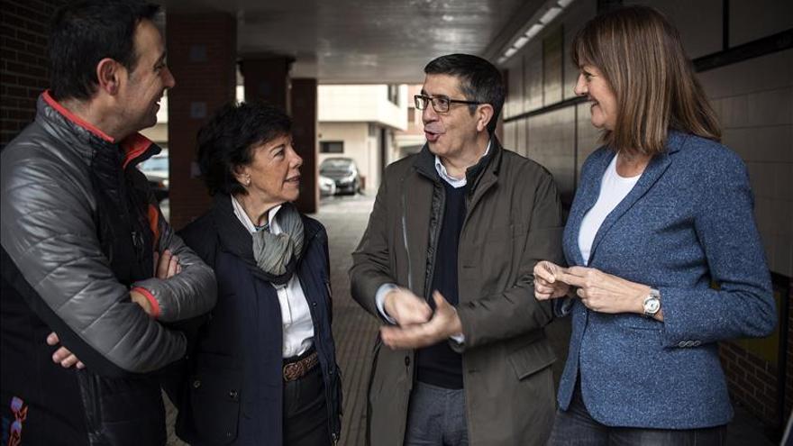 Mendia (PSE): los votos a Ciudadanos y Podemos servirán para mantener a Rajoy