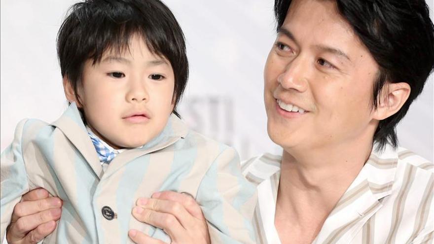Kore-Eda emociona en Cannes con un filme sobre la paternidad