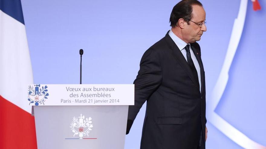 Hollande inicia hoy una visita de Estado de dos días a Turquía