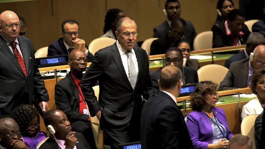 Rusia dice que sus tensiones con EE.UU. son culpa de la Administración Obama
