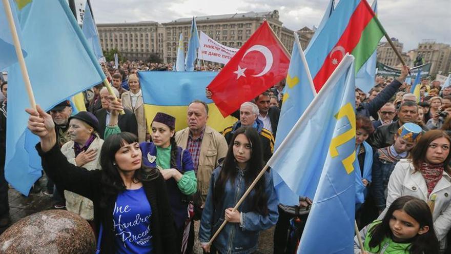 HRW denuncia el intento de Rusia de silenciar a la minoría tártara en Crimea