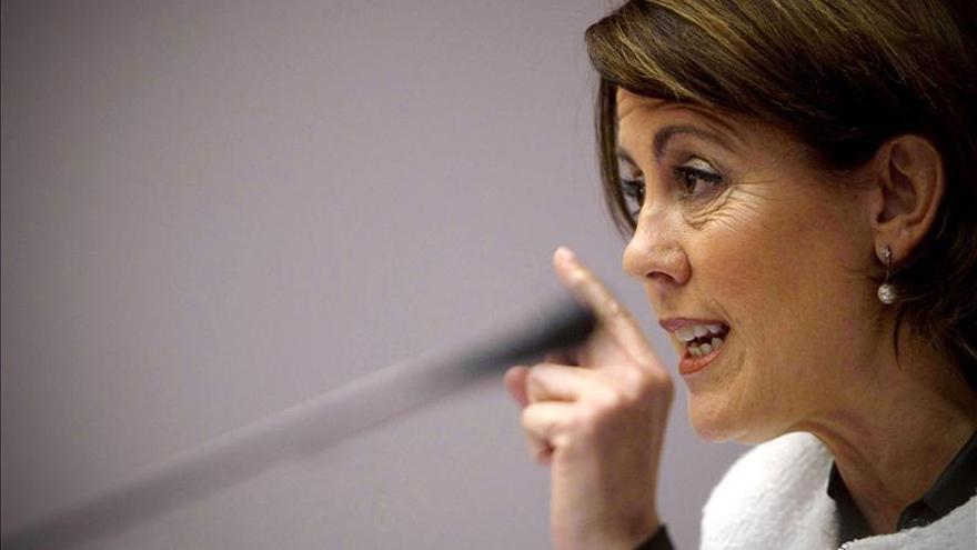 La presidenta de Navarra afirma que no se puede penalizar a CCAA que cumplen