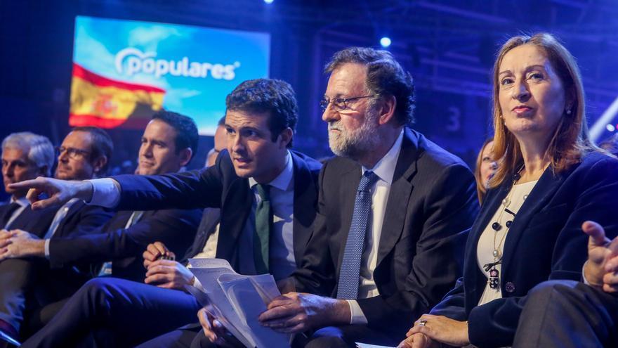 El 43% de votantes de Rajoy no garantiza su apoyo a Casado: el 16% va a Ciudadanos, el 13% a Vox y un 14% duda