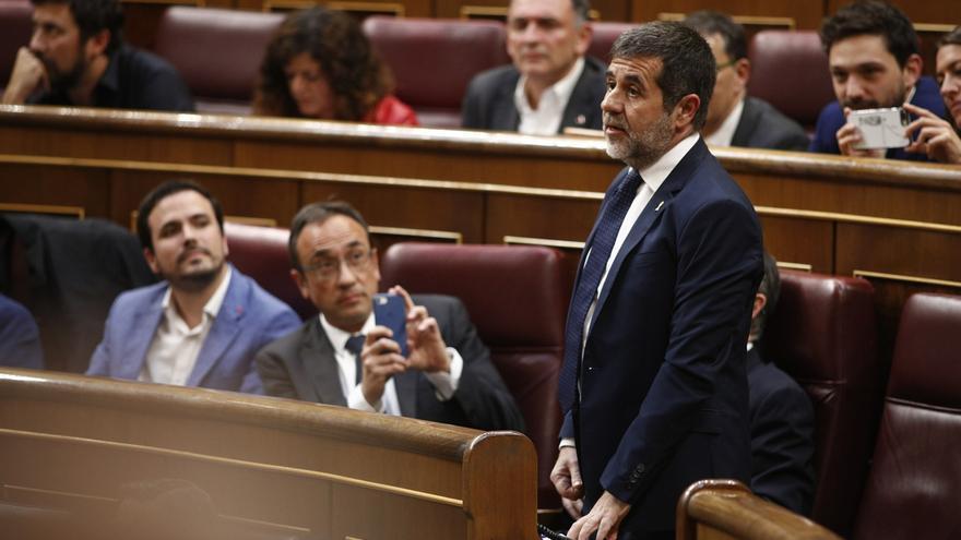 Junts per Catalunya propondrá al preso Jordi Sànchez para acudir a la ronda de consultas con el Rey