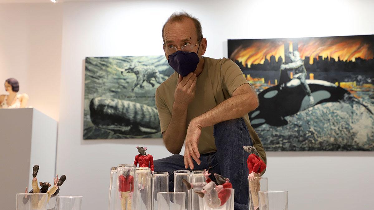 Exposición 'Animalario. Sensibilidades animalistas en el arte contemporáneo'