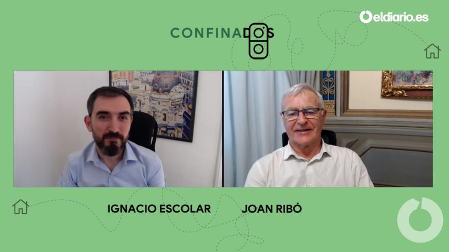 Ignacio Escolar entrevista a Joan Ribó, alcalde de València