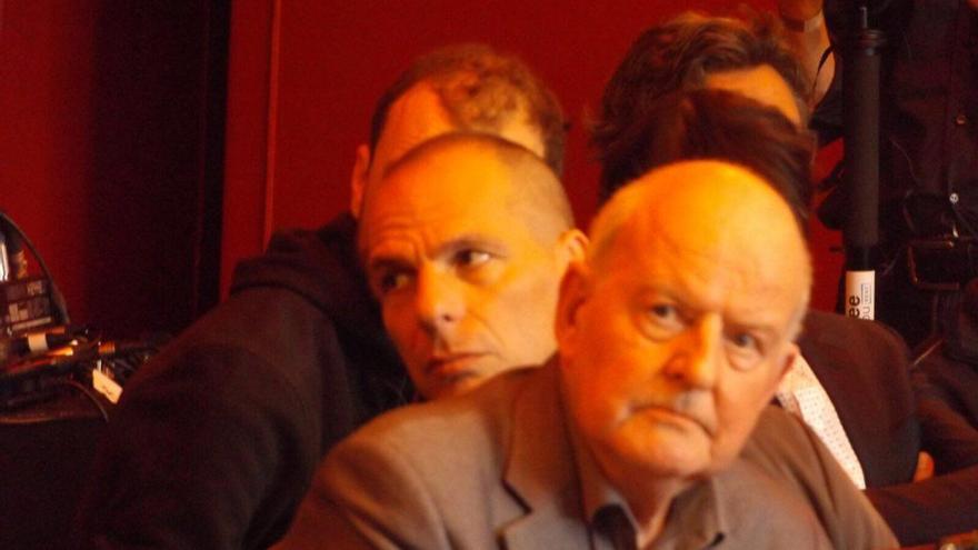 Stuart Holland, exparlamentario del partido laborista del Reino Unido