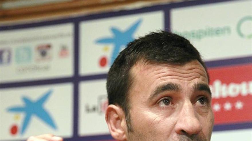 El nuevo entrenador del CD Tenerife, Raúl Agné.