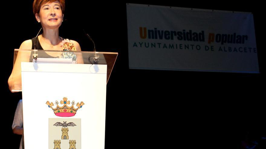 María Ángeles Martínez, concejala del PP en Albacete