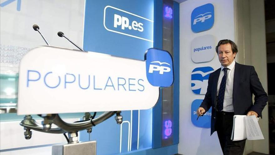 Floriano: Dar relevancia al pequeño Nicolás da idea del liderazgo de Sánchez