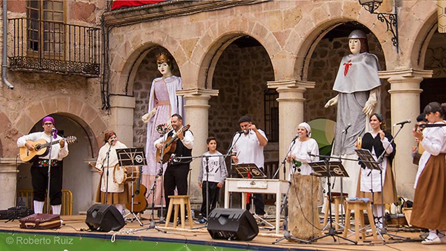 Celebración de Sigüenza Capital del Turismo Rural