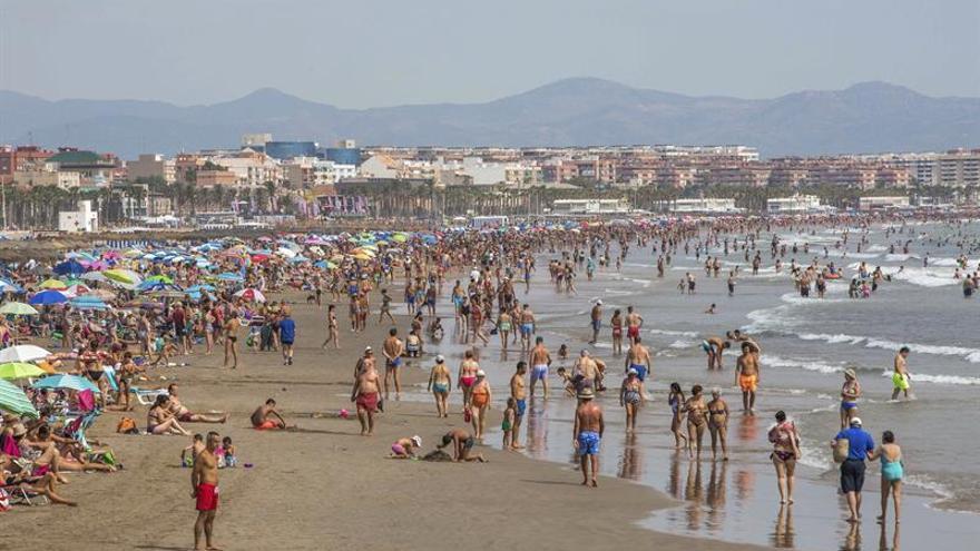 Los 22 días de vacaciones en España, por debajo de los franceses o alemanes