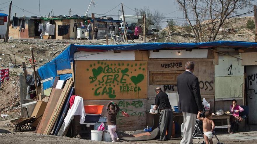 La pobreza se hereda: ocho de cada diez niños pobres serán adultos pobres