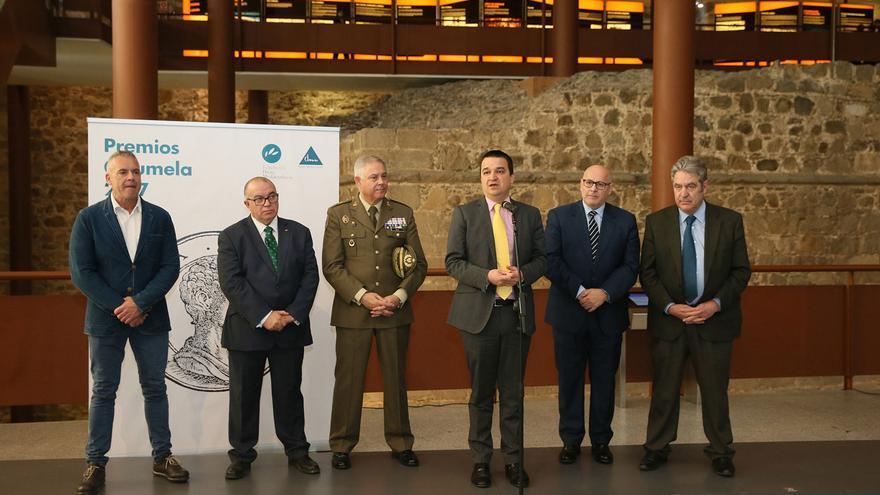 Los I Premios Columela se presentaron en la sede del Museo del Ejército de Toledo