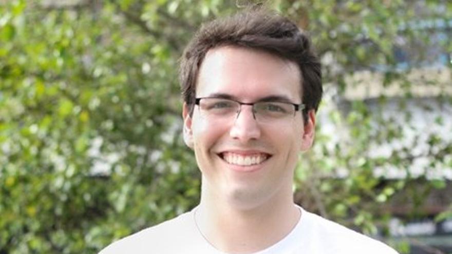 Gabe Durazo, el creador de Ephemeral P2P