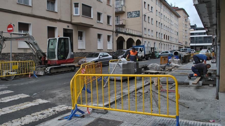 Ayuntamiento de Tolosa destina casi 83.000 euros a renovar el pavimento en varios puntos de la localidad