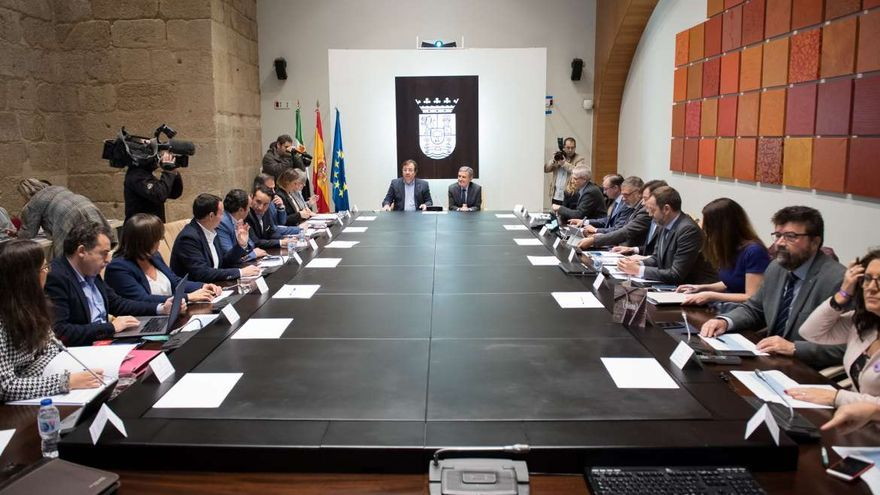 Pacto Ferrocarril Extremadura