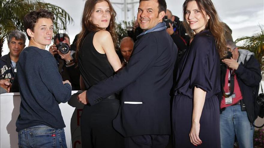 Ozon decepciona en Cannes con un film sobre la prostitución y la adolescencia