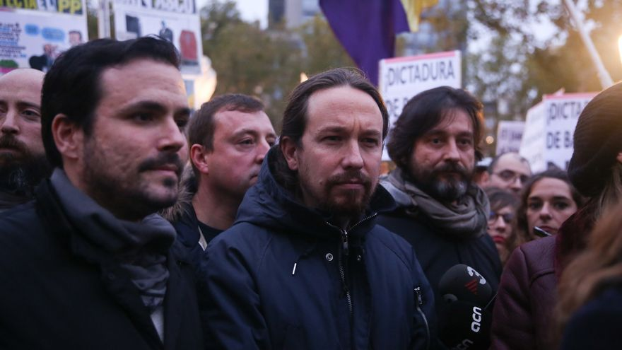 Manifestantes en toda España denuncian presiones de la banca sobre el Supremo y piden retroactividad