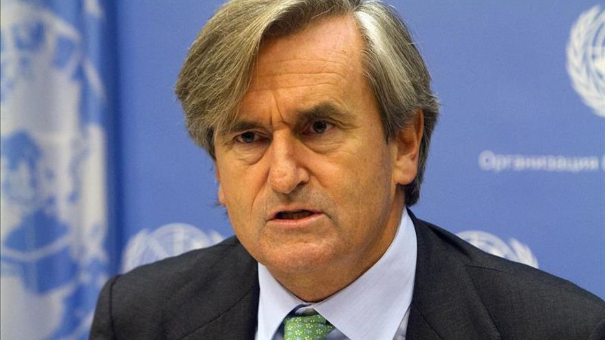 Irán violó las restricciones de la ONU con el lanzamiento de un misil en octubre