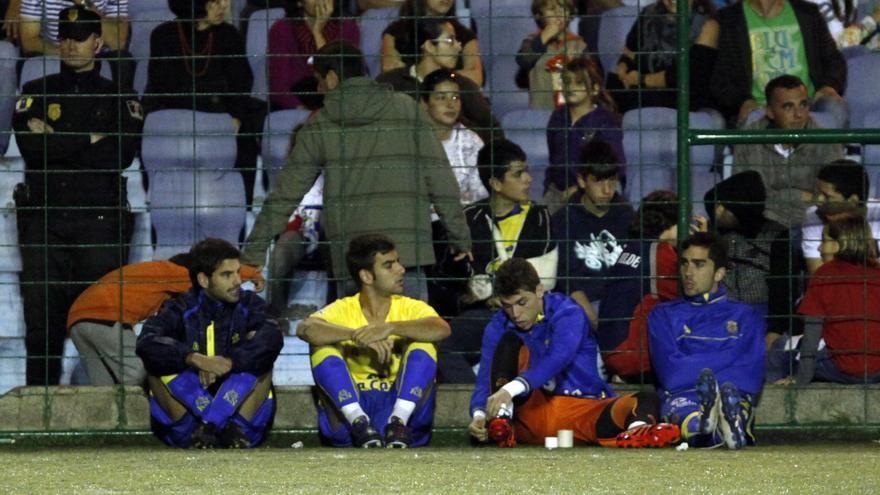 Del encuentro benéfico: UD Las Palmas-Telde #9