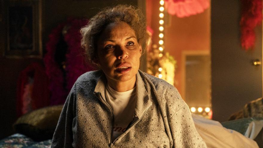 Isabel Torres interpreta a 'Veneno' en la última etapa de su vida