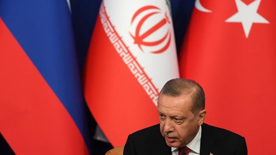 Erdogan reafirma su compromiso con la integridad territorial de Azerbaiyán