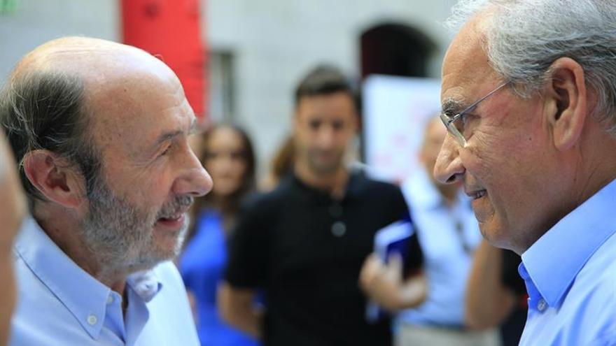 Rubalcaba: España, a tiempo de prevenir el yihadismo en segundas generaciones