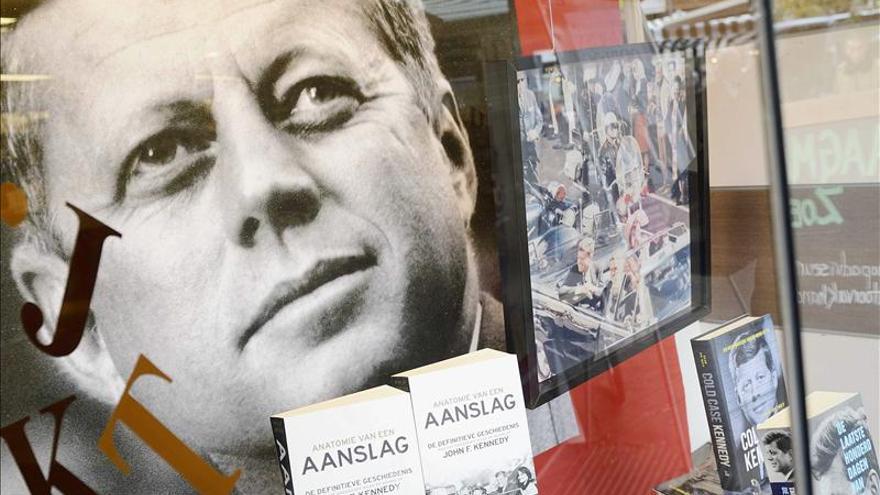 La muerte de Kennedy, un negocio literario con teorías para todos los gustos